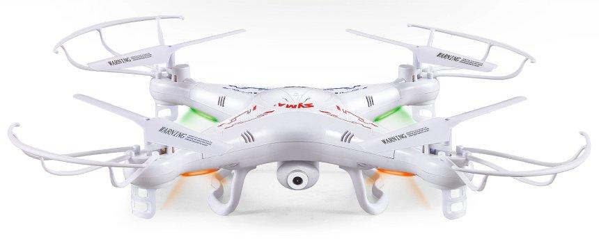 Quadricottero SYMA X5C Explorers con videocamera 2.0MP HD
