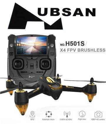 Negozio online HUBSAN, acquista i migliori droni professionali e quadricotteri per bambini e principianti. Offerte e sconti del 30%, 50%, 70%. Approfittane subito!