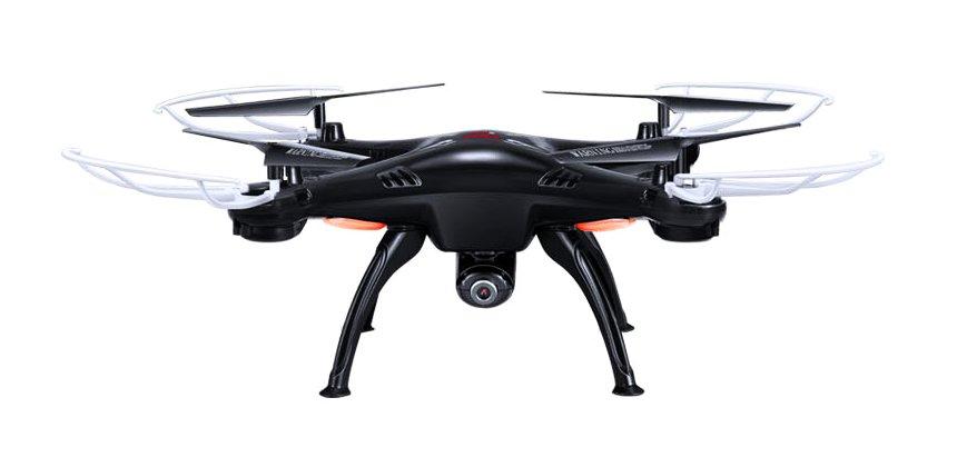Quadricottero per principianti e bambini Syma X5SW FPV con videocamera Wi-Fi
