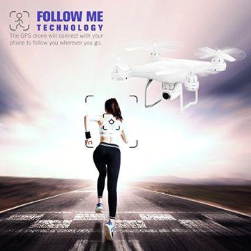 Negozio online POTENSIC, acquista i migliori droni professionali e quadricotteri per bambini e principianti. Offerte e sconti del 30%, 50%, 70%. Approfittane subito!
