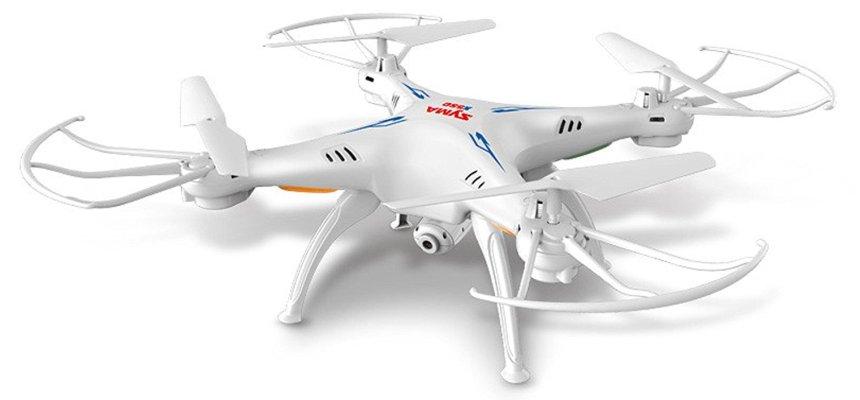 Quadricottero SYMA X5SC Explorers 2, versione bianca