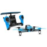 DRONE PER INTERMEDI E PROFESSIONISTI PARROT BEBOP SKYCONTROLLER BLU CON VIDEOCAMERA HD 1080p