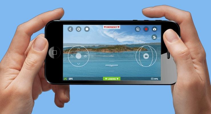 Controllo totale: l'App FreeFlight 3 in azione sul vostro Smartphone