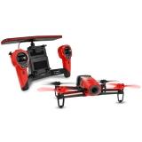 DRONE PER INTERMEDI E PROFESSIONISTI PARROT BEBOP SKYCONTROLLER ROSSO CON VIDEOCAMERA HD 1080p